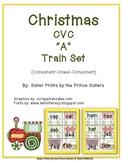 """Christmas Train CVC """"A"""""""