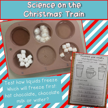 Polar Express Science Experiments