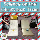 Christmas Express Science Experiments {Polar Express STEM activities}