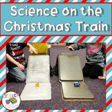 Christmas Express Science Experiments {Polar Express STEM activities}