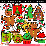 Christmas Treats Clip Art