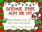 Christmas Treats; More and Less, Numbers to 10; Winter Fun