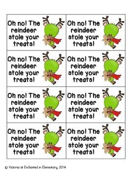 Christmas Treats Phonics: S-Blends Pack