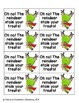 Christmas Treats Phonics: Short U Pack