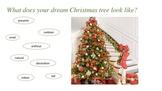 The Christmas Tree. Advent challenge ideas.