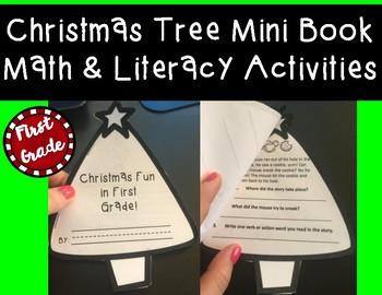 Christmas Tree Activity Book