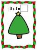 Christmas Tree Addition Playdoh Mats