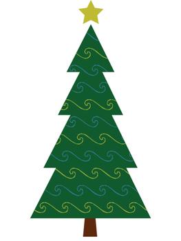Christmas Tree Addition & Subtraction