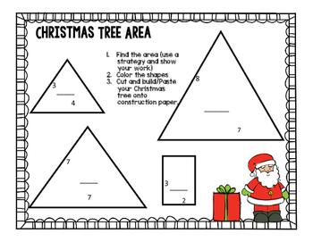 Christmas Tree Area