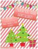Christmas Tree Articulation Early Sounds - Full Version
