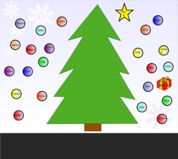 Christmas Tree Attendance