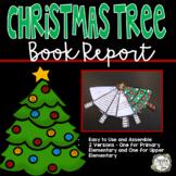 Christmas Tree Book Report Craftivity
