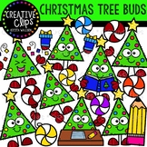 Christmas Tree Buds: Christmas Clipart {Creative Clips Clipart}