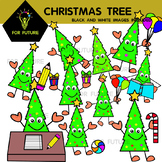 Christmas Tree Buds: Christmas Clipart (For Future)