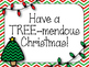 Christmas Tree Bulletin Board Set. Have a TREE-mendous Christmas!