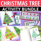 Christmas Math and Christmas Literacy Activities | Christm