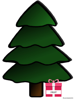 Christmas Tree Category Sorting