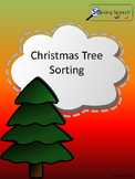 Christmas Tree Category Sorting