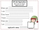 Christmas Tree Category Charts