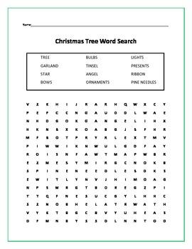 Christmas Tree: Christmas Art Activity
