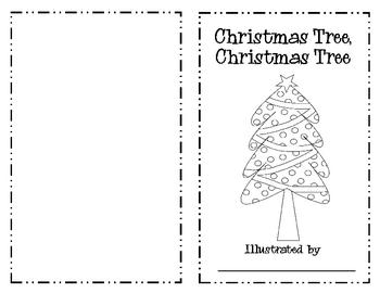 Christmas Tree, Christmas Tree Book