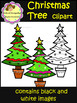 Christmas Tree Clip Art (School Designhcf)