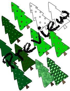 Clip Art : Christmas Tree Clip art