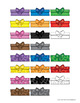 Christmas Color Sorting: Tree Color Match Activity for Pre