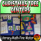 Christmas Centers Activities Christmas Tree Color Size Vis