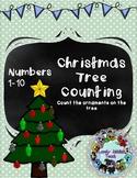 Christmas Tree Counting 1-10