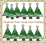 Christmas Tree Counting / Counting Clipart