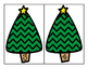 Christmas Tree Counting Mat