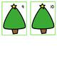 Christmas Tree Counting Mats 1-10