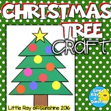Christmas Shape Tree Craft
