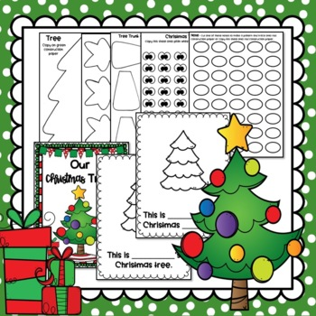 Christmas Tree Craft: December Crafts