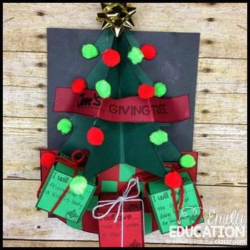 Christmas Tree Display Board.Christmas Tree Craft