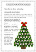 Christmas Tree Craft Activity - Classroom Decoration - Pre-K, Kinder, Grades 1&2