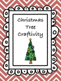 Christmas Tree Craft Activity - Craftivity