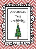 Christmas Tree Craft Activity - Craftivity