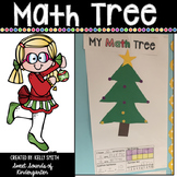 Christmas Tree Craft {Math Tree Craft}