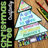 Christmas Tree Craftivity Flap Book