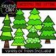 Christmas Tree Cutting: Christmas Clipart {Creative Clips Clipart}