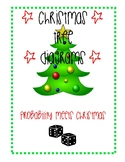 Christmas Tree Diagrams: Middle School Probability Activity