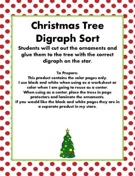 Christmas Tree Digraph Sort
