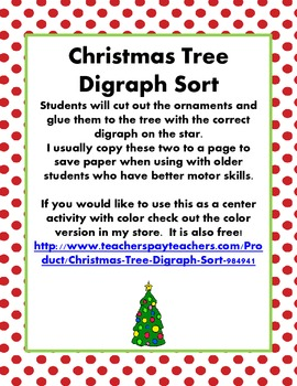 Christmas Tree Digraph Sort Black and White