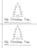 Christmas Tree Emergent Reader