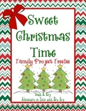 Christmas Tree Family Project Freebie