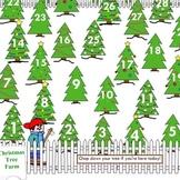 Christmas Tree Farm Attendance