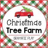 Christmas Tree Farm Dramatic Play
