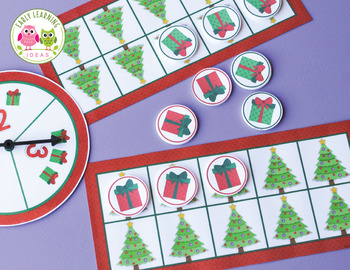 Christmas Tree Math Activities: Christmas Math Activities